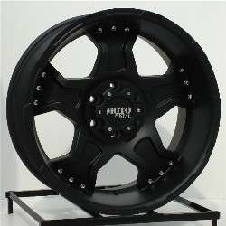 17 inch Black Wheels/Rims Chevy Truck GMC 1500 6 Lug |