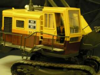 Bucyrus Erie 88 B Series IV shovel by Classic Construction Models 1:48
