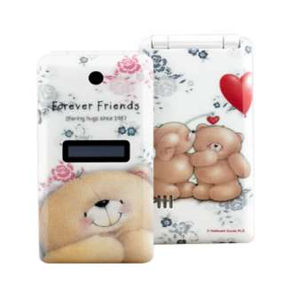Forever Friends Mobile Phone Cell Phone DUAL BANDS DUAL SIMS FF1