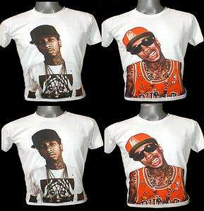 shirt S M L XL YMCMB Black Thoughts Snapback LIL WAYNE Rapper Music
