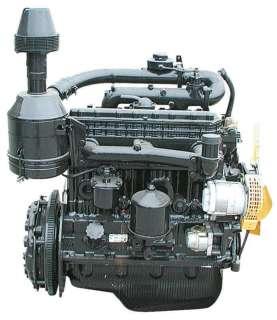 Motor / 4 Zyl; 80PS; 4.75l / Belarus MTS 80;82;800;900