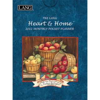 Susan Winget Heart & Home 2012 Planner 0741239280