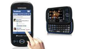 Boost Mobile Samsung Seek Smartphone
