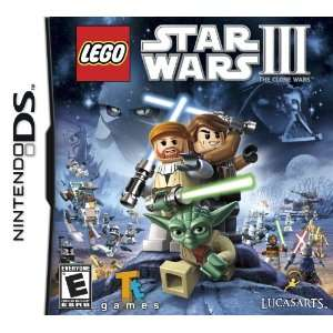 LEGO Star Wars III The Clone Wars [US Import]  Games