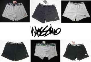 MOSSIMO New Mens Boxer Shorts Black White Grey Sizes S XXL + Free gift