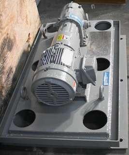 Tuthill 3202 57T3 Air Blower Vacuum Pump 22.6 cfm 3hp