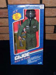 Joe ACE 12 Poseable Action Figure, NEW