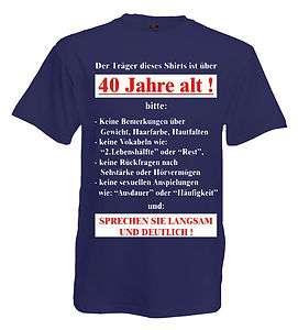 Lustige Freche Spruche T Shirt 50 Geburtstag Fun Shirt