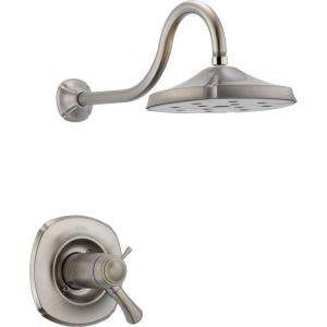 Delta Addison Single Handle Thermostatic Shower and Trim Kit Only in