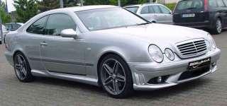 Schweller Seitenschweller AMG Look Mercedes CLK w208 11