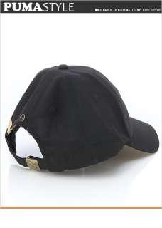 BN PUMA King Unisex Ball Cap Hat (65257403) Black