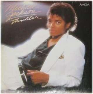 Das legendäre Michael Jackson   Thriller Album (Guter Zustand) in