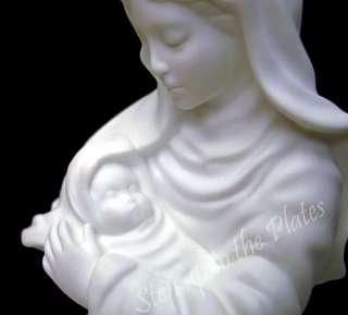 Lenox China Flight into Egypt Holy Family Jesus Christ Religious