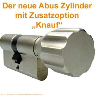 1x Option Knauf für ABUS EC550 EC 550 Profilzylinder Schloss