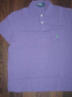 75 Mens Polo Ralph Lauren Custom Fit Polo SM XXL NWT