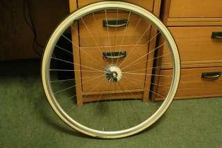 700c Phil Wood Track Wheelset njs trispoke aerospoke deep b43 hplusson