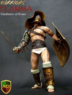 P230 1/6 ACI Toys Roman Gladiator Spartacus Ancient Roman Warrior