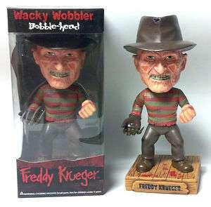 Freddy Krueger Bobble Head Funko NEW