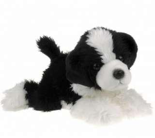 NEW Aurora Nature Babies Dog Soft Toy BORDER COLLIE 12