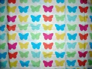 Tommy Hilfiger BUTTERFLY Fitted Sheet + 2 PillowCase Set _ NNT