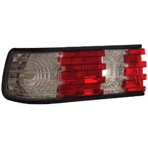 Anzo USA 221132 Mercedes Benz Red/Clear Tail Light Assembly   (Sold in