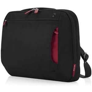 Belkin Notebook Messenger Bag. JET/CABERNET MESSENGER BAG