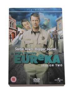 Town Called Eureka   Series 2   Complete DVD 5050582560046