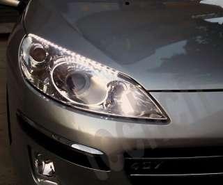 2 Bande LED 30cm Feux jour RENAULT SCENIC MEGANE CLIO