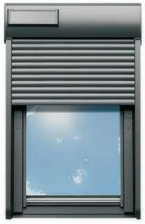 Original VELUX Solar   RollladenTyp SSL C02 (102) 55x78 cm
