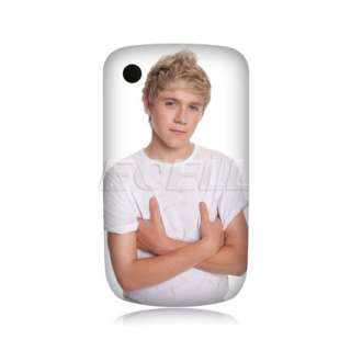 HORAN ONE DIRECTION 1D BACK CASE COVER FOR BLACKBERRY CURVE 8520 9300