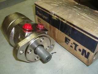 EATON HYDRAULIC MOTOR MODEL# 103 1031 010 NEW UNITS