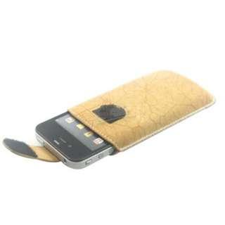 Funda Carcasa Piel Cover Cuero Case Para HTC Sensation