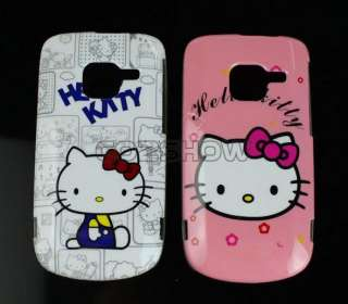 Hello Kitty Hard Case Back Cover For Nokia C3