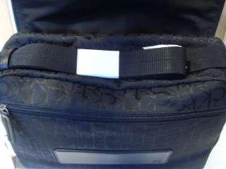 Tracolla borsa bag Calvin Klein # K71038 tessuto logato