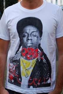 t shirt LIL WAYNE young money RAP GANGSTA hip hop KANYE WEST