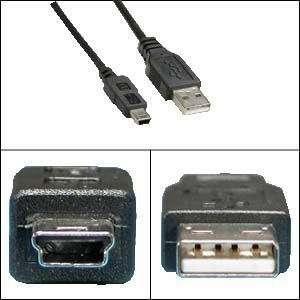 USB Cable fr Magellan RoadMate 300 360 500 700 760 800