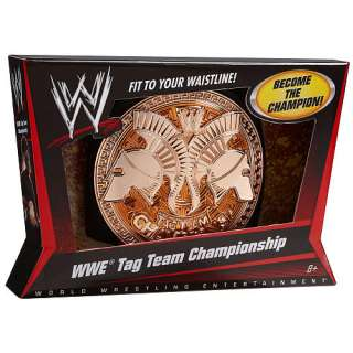 WWE Tag Team Championship Belt   Mattel 1001134   Play Sets   FAO