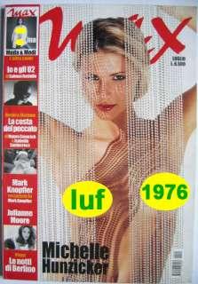 Max 01 MICHELLE HUNZIKER,Ewan McGregor,Julianne Moore,Ina Neidal,U2,B