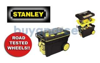 Stanley Pro Mobile Tool Box Chest Toolbox New STA192083
