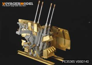 VOYAGER PE35365 WWII GERMAN FLAK PANTHER AUSF D/W FLAK 38 (FOR DRAGON