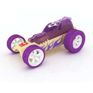 Hape Bamboo Mini Hot Rod  Toys & Games