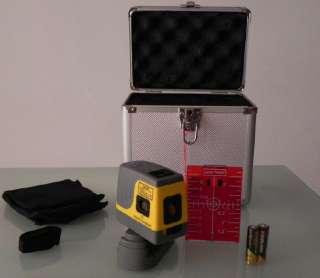 Livella laser autolivellante a 5 punti Akifix LS3001