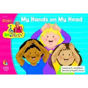 MY HANDS ON MY HEAD DR JEAN LAP BOOKS GR PK 1 Electronics