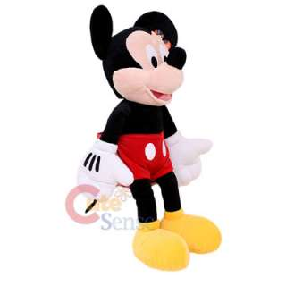 Disney Mickey Mouse Plush Doll   Jumbo Size 26
