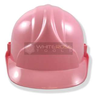 New PINK SAFETY HARD HAT HELMET WOMENS BUILDERS FANCY DRESS HEN NIGHT
