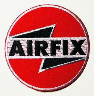 AIRFIX   Model Manufacturer LOGO Embroidered Patch