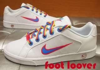 Scarpe Nike Court Tradition 2 Plus GS 386619 106 tennis junior donna