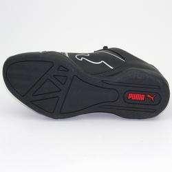 Kids Puma PANIGALE II Sport Shoe Black/Silver