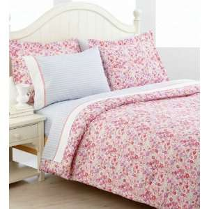 Tommy Hilfiger Sand Hill Full/Queen Comforter Bed In A Bag Set Pretty