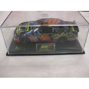 Signed Nascar Kenny Wallace #81 Square D 98 Ford Taurus